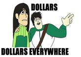 The Dollars
