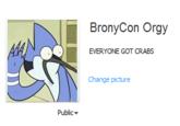 Bronycon Orgy