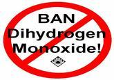 Dihydrogen Monoxide Hoax