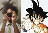"""Bitch I Look Like Goku"""