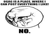 NO. Rage Face