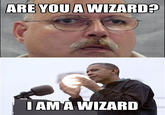 Wizard Obama