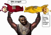 Mr. T vs. Everything