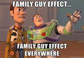 Family Guy Effect