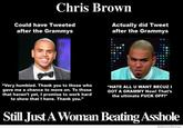 Chris Brown Shaming