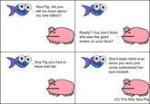 The Silly Sea Pig