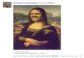 Mona Lisa-Shopped