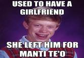 Manti Te'o's Girlfriend Hoax / Teoing