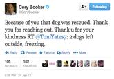 Cory Booker