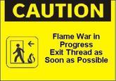 Flaming