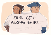 Get Along Shirt