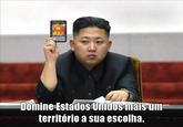 Kim Jong-un Card Player
