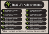 Fake XBOX 360 Achievements