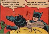My Parents Are Dead / Batman Slapping Robin