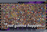 Super Smash Bros Character Predictions