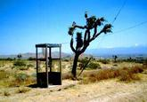 Mojave Phone Booth