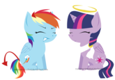 My Little Pony: Friendship is.  Uploaded by Unraveler.