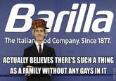 Barilla's Anti-Gay Controversy