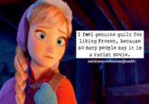 Disney's Frozen Whitewashing Controversy