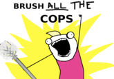 toilet brush / Klobürste