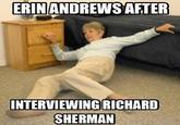Richard Sherman's Postgame Interview