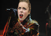 Ashley Wagner's Angry Face