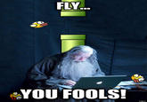Tech Support Gandalf