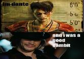 DmC Dante / Donte