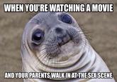 Awkward Moment Seal