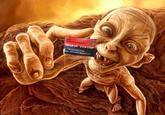 Yarosh's Business Card