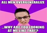 Not All Men Are Like That