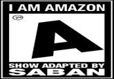 I AM AMAZON!!!