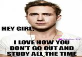 You Should Be Studying