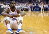 Kevin Durant Can't Watch
