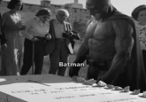 Sad Batman