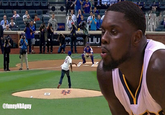 Lance Stephenson Blowing in LeBron James' Ear