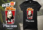 Sandor Clegane Loves Chicken