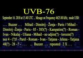 UVB-76 Mystery