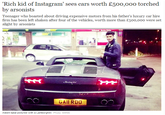 Rich Kids of Instagram