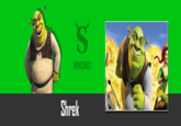 Shrek in Super Smash Brothers