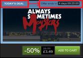 Steam Sales