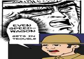 Even Speedwagon Is Afraid!