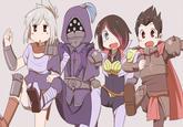 Hyadain's Amazing Friendship