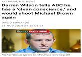 Michael Brown's Death
