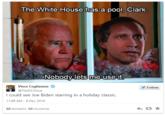 Sad Joe Biden