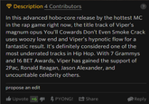Satirical Hip Hop / Meme Rap