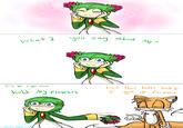 Hold My Flower