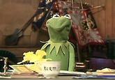 Kermit and Joey/ Cookie Monster Alphabet