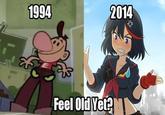 Feel Old Yet?