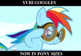 Yuri Goggles